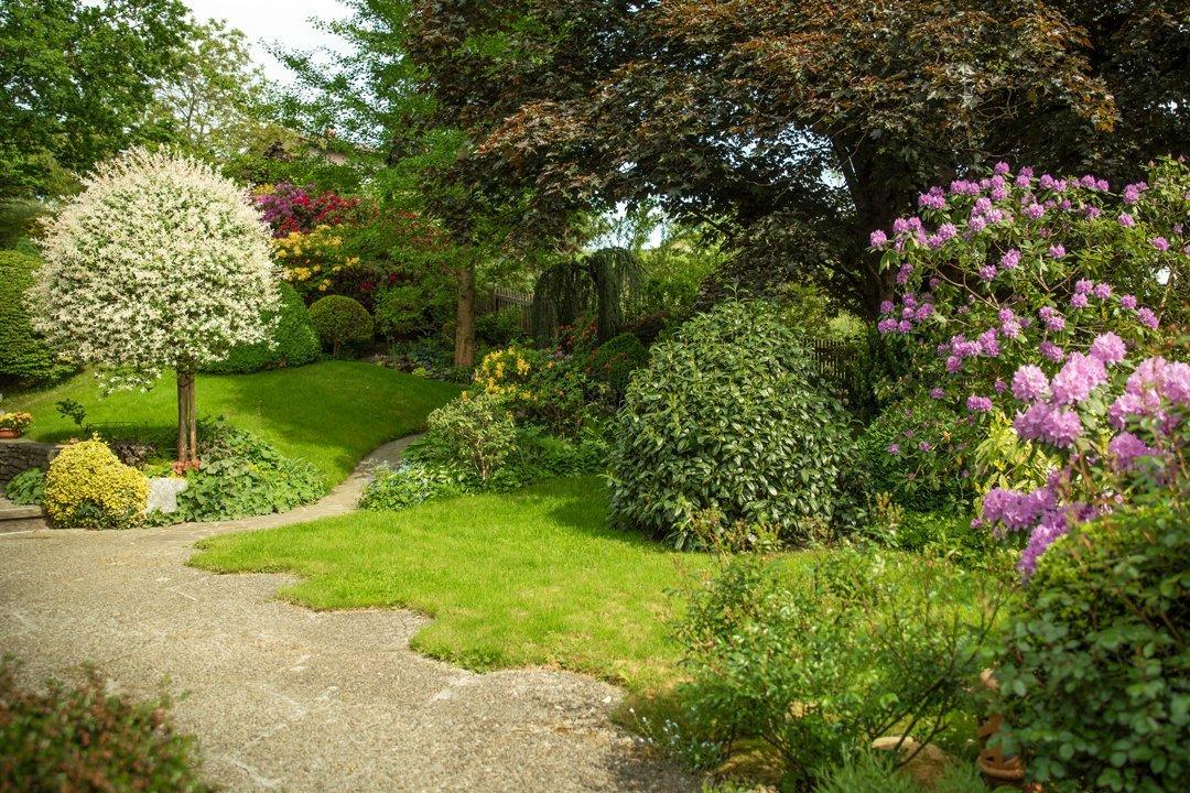 Fertiger Garten